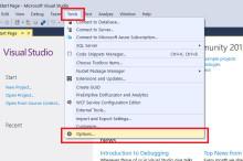 Visual Studio 2015 日本語化