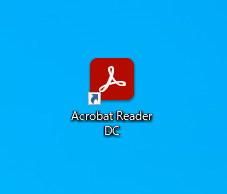 Adobe Acrobat Reader 右側 パネル 非表示 ツールパネルウィンドウ