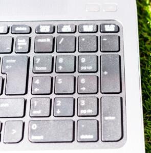 ノートパソコン キーボード テンキー