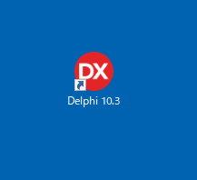 Windows10 Delphi10.3