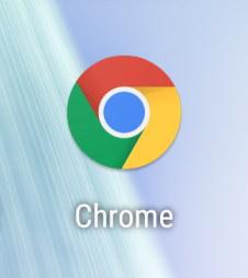 アンドロイド スマホ アプリ Chrome
